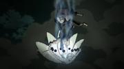 Tobirama y Naruto golpean a Obito