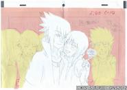 Arte Pierrot - Sasuke Road to Ninja