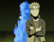 Chakra de Asura en Naruto