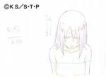 Diseño de Busto de Sakura por Pierrot