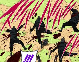 Elemento Viento Ola del Vacío Manga