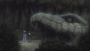 Escondite Desconocido de Orochimaru anime