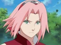 Haruno Sakura shippuuden
