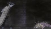 Kisame zabija Fugukiego