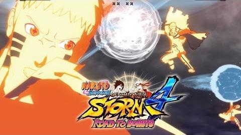 Cronos Longbay/Nuevas novedades del Naruto Storm 4 Road to Boruto