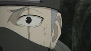 Olho Recuperado de Kakashi