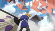 Temari Saves Spectators