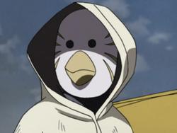 Capitano ANBU (Maschera da Uccello)