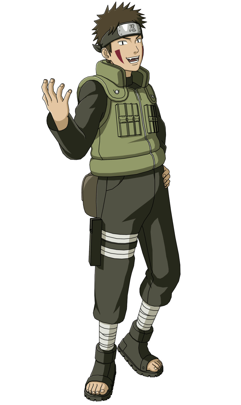Image - Kiba Inuzuka - Allied Shinobi Forces.png ...