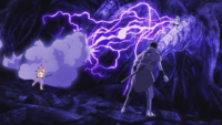 Madara vs Naruto