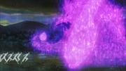 Sasuke enfrenta o Zetsu branco