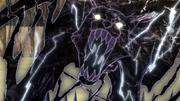 Elemento Rayo Pantera Negra Anime