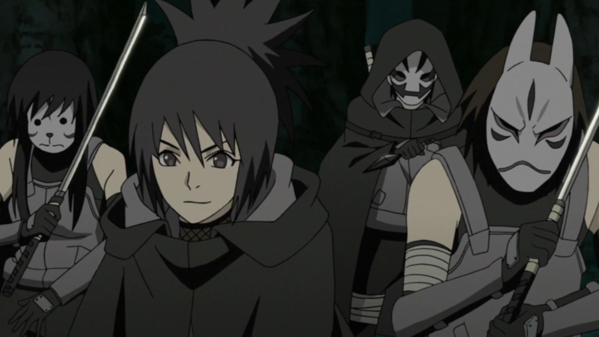 Pursuers Episode Narutopedia Fandom Powered By Wikia