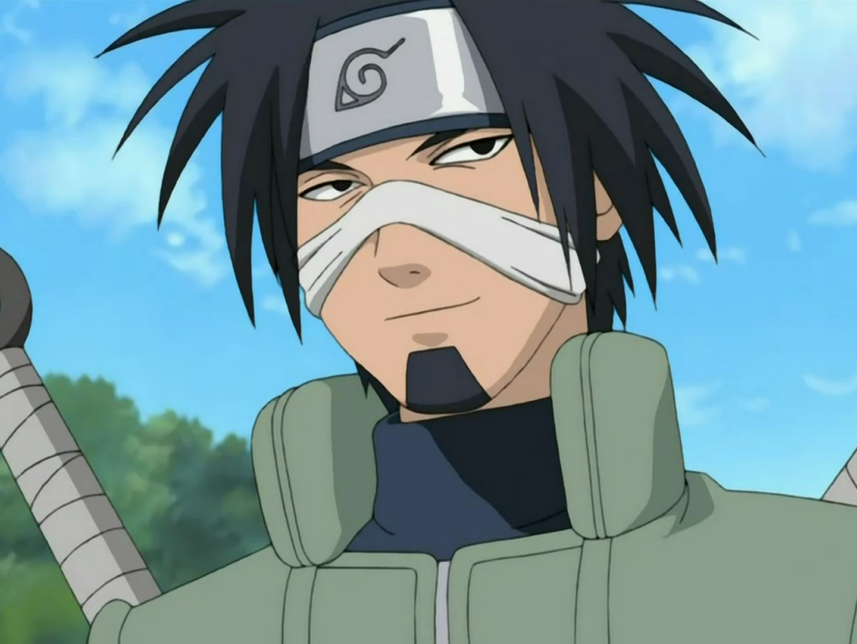 Kotetsu Hagane   Narutopedia   FANDOM powered by Wikia