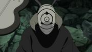 La máscara de Tobi se agrieta