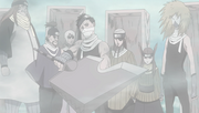 Les 7 épéistes légendaires de Kiri Anime