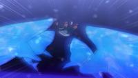 Liberação de Água Cinco Tubarões Gulosos
