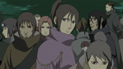Los Uchihas antes de la fundación de Konoha