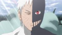 Sharingan de Zetsu Negro (Anime)