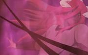 Tayuya esquiva las Sombras de Shikamaru