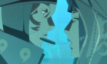 Toneri y Hinata a punto de casarse