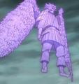 Cuerpo Completo — Susanoo de Sasuke