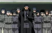 Ibiki y sus vigilantes llegan