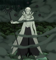 Obito Second Transformation