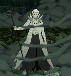 Obito Second Transformation