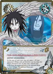 Orochimaru (Forma de Serpiente) FotS