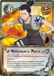 Shikamaru I Carta