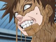 Armadura de Arena Anime