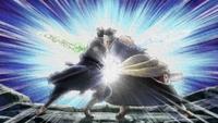 Danzō vs Sasuke