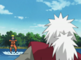 Naruto Shippūden - Episódio 187: Mestre e Aluno: O Treinamento