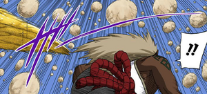 Granizo de Arena Manga