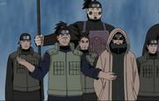 Iruka aparece para convencer a Naruto