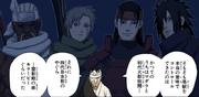 Las únicas personas que han logrado controlar a las Bestias con Cola según Danzō
