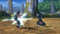 Perfurar como Punição (Hidan - Game)