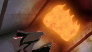 ცეცხლის გამოშვება- დიდი ალის ტყვია