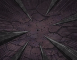 Arena de Hierro Recolección de Asalto Clavo de Cinco Soles Anime