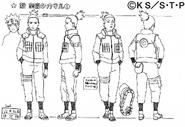 Arte Pierrot - Shikamaru Parte II