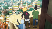 Boys Monitoring Konoha