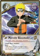 Carta Naruto Storm 3 Naruto