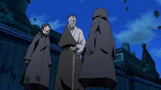 Itachi And Danzō
