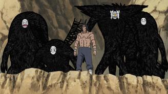 Kakuzu's masks