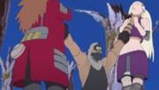 Kakuzu vs Ino Choji
