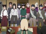 Naruto Shippūden - Episódio 413: Esperanças Confiadas para o Futuro