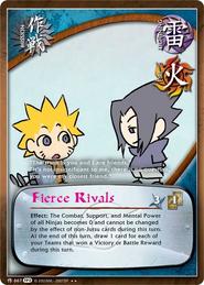 Fierce Rivals TP2