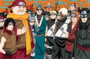 Shinobi de las cinco Grandes Aldeas
