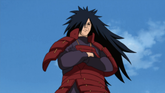 Madara is revived